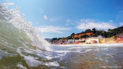 Photo for 2BR Apartment Vacation Rental in Shanklin, Isle of Wight, England