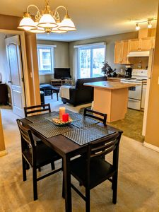 Photo for Family friendly Quiet 2BR 2BATH Condo close to WEM w/ A/C & U/G Parking