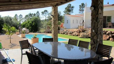 Photo for Villa with Pool for Rent in Beautifull Protected Surroundings in the Algarve