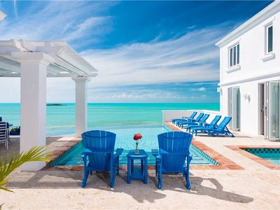 Photo for Villa Roi Soleil: 4 BR / 3.5 BA villa in Providenciales, Sleeps 8