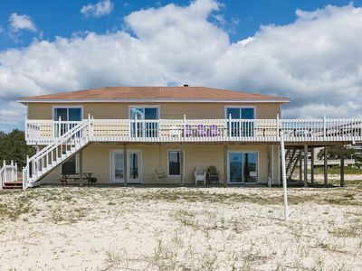 Photo for HAVE A BALL with Kaiser in Point House II: 3 BR/2 BA House in Orange Beach Sleeps 12
