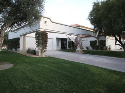 Photo for Well appointed, updated Condo in lovely Desert Falls community in Palm Desert