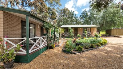 Photo for Barossa Country Cottages Jacaranda Cottage. Bed and Breakfast. Private Spa room.