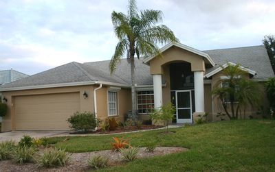Photo for Completely private 3/2 pool home in Briarwood