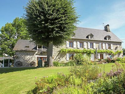 Photo for Historic villa from 1769 with guest house, heated pool and enclosed garden.
