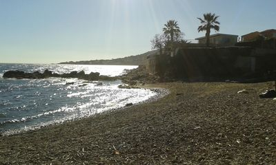 Photo for 50 meters from the beach, sea view, apartment F2