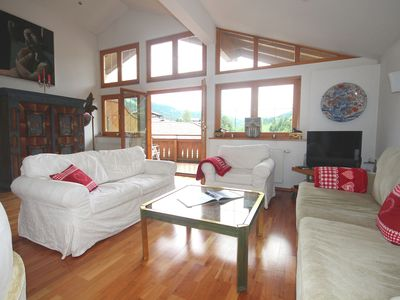 Photo for Heritage Holiday Home in Kirchberg with Sauna