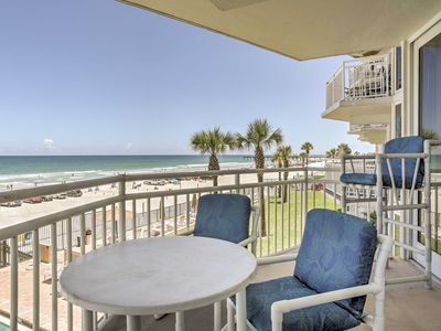 Photo for Daytona Beach Condo w/Ocean View & Pool Access!