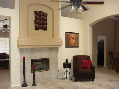 Photo for Beautiful/relaxing Chandler Home! Priv Pool & close to  Ocotillo golf course.