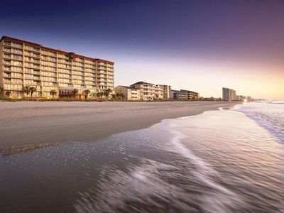 Photo for Myrtle Beach, SC: 1BR w/Balcony, Pool: 1.4 Mi. From Barefoot Landing