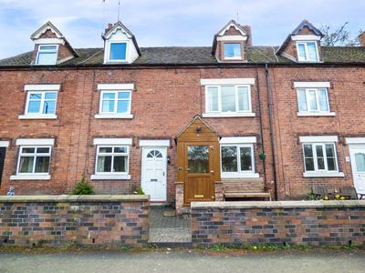 Photo for 4 RAILWAY TERRACE, pet friendly in Froghall, Ref 920530