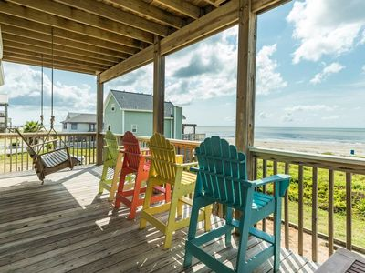Osprey Watch - Beachfront Beauty with Multi-Level Water Views!