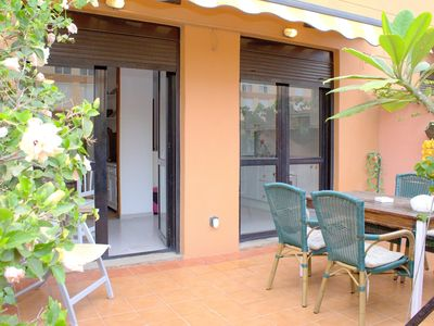 Photo for Duplex beach Cabezo 2h terrace pool