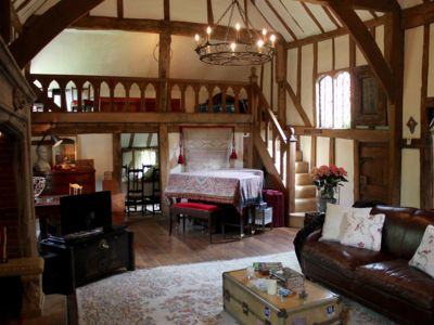 Photo for Charming barn, double en-suite room