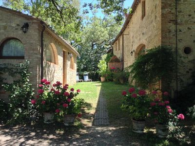 Photo for Charming apartments in the Chianti area
