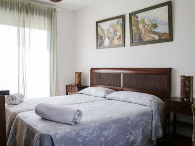 Photo for Luxury apartment 5 minutes from Seville, parking, pool and two terraces