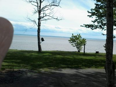 Photo for Cozy Renovated 1 bedroom cottage on the Bay Of Fundy