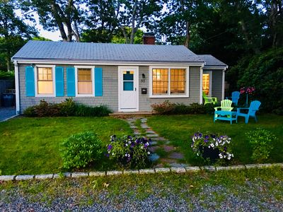 Photo for Pristine Falmouth Cottage | Walk to Beach, Town, Ferry!