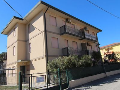 Photo for Rosolina Mare apartment just 50 meters from the sea