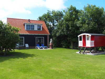 Holiday home in Westkapelle, new, near the beach and very child friendly