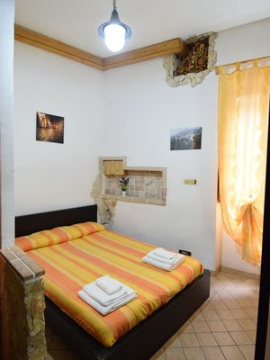 Photo for Tivoli, Sibilla independent room with bathroom in the heart of the historic center