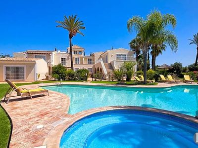 Photo for 7 bedroom Villa, sleeps 15 with Pool, Air Con and WiFi