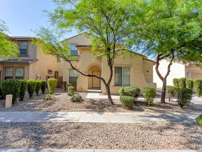 Photo for Lovely 3 bedroom two story home in gated community; spa, wifi, laundry included.