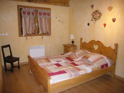 Photo for MODERN CHALET CALM FROM 2 TO 9 PEOPLE