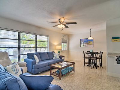 Photo for NEW! Duplex Home w/ Pool, Walk to Crescent Beach!
