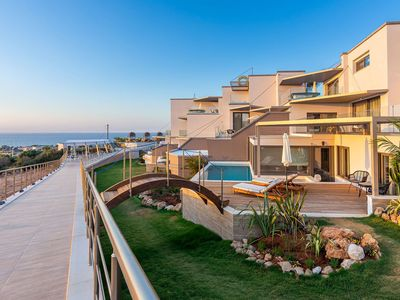 Photo for Breathtaking Villa Tadesse to rent in Crete (Greece) by My Rental Homes