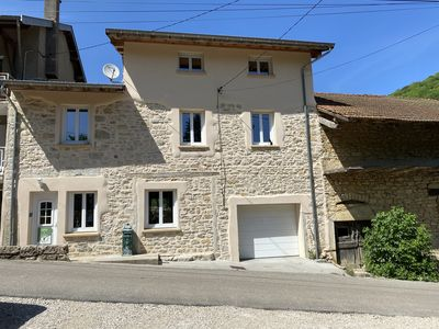 Photo for 4BR House Vacation Rental in SAINT RAMBERT EN BUGEY