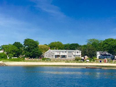 Photo for Your Beachfront Vacation Getaway on Cape Cod - Beach Home Away From Home