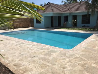Photo for Villa with big Pool, 3 minutes to the stunning white beach