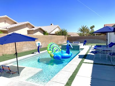 Photo for NEW!  Desert fun getaway! Lots of amenities to have a great time!