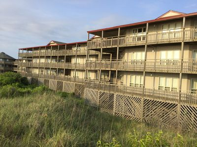 Photo for Beachfront Condo @ Outer Banks Beach Club, 3Pools, closest to beach, & shops