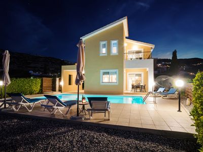 Villa Stella - Elevated & Secluded 3 Bedroom Detached Villa with Private Pool in Lower Peyia