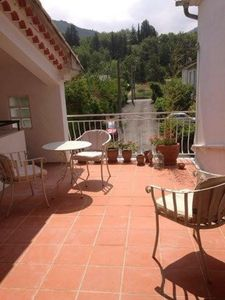 Photo for 1 bedroom self contained apartment with own entrance and private terrace.