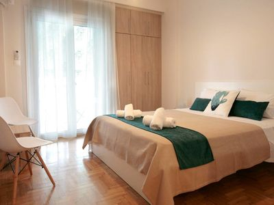 Photo for Little Sweet Apt in Central Athens - Kallimarmaro