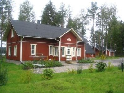Photo for Vacation home Kurrela in Kiuruvesi - 12 persons, 4 bedrooms