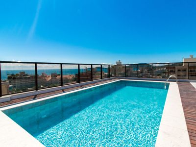 Photo for Luxury Apartment in Bombas Beach