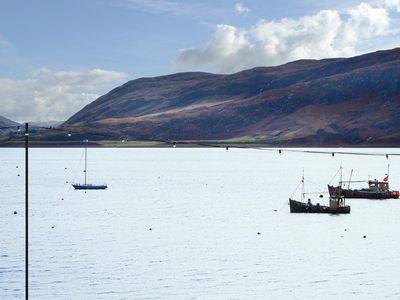 Photo for 3 bedroom accommodation in Ullapool