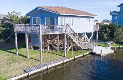 Photo for Windsports & Fishing Paradise! Canalfront, Avon-Dock, Kayaks, Canoe, DogFriendly
