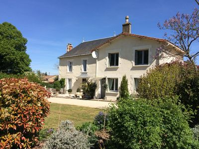 Photo for Maison de Maitre with 3 double bedrooms sleeps up to 9