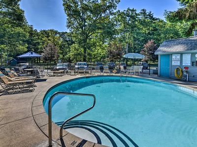 Photo for South Haven Condo w/Community Pool -Walk to Beach!