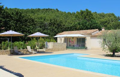 Photo for CHARMING GITE IN PROVENCE / MERINDOL IN LUBERON