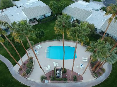 Photo for Magnificent Mountain Views - Sunrise Villas - Palm Springs - 3 Bedroom Condo