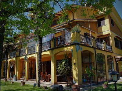 Photo for Holiday house Pian di Sco for 1 - 9 persons with 4 bedrooms - Holiday home