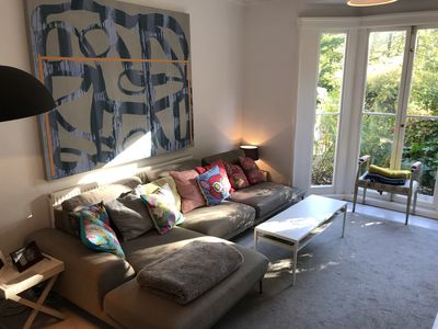 Photo for Cottage in the City. Quiet spot, 5 minute walk from beautiful Bath