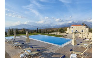 Photo for Orelia Cretan Villas-Romantic stone villa 2, great view