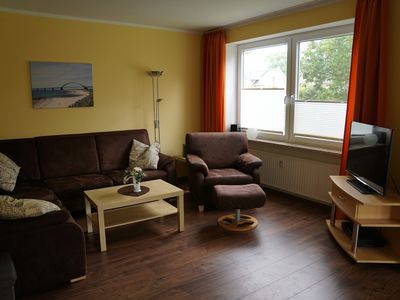 Photo for Apartment / app. for 7 guests with 77m² in Fehmarn OT New Depth (12102)